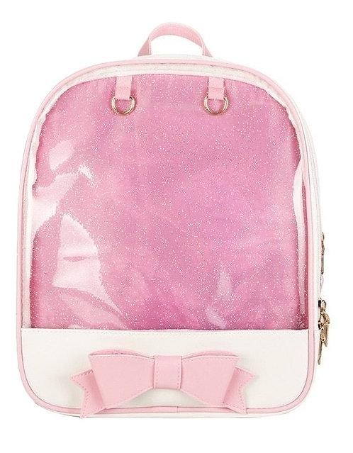 Mochila Transparente / Transparent Backpack WH187