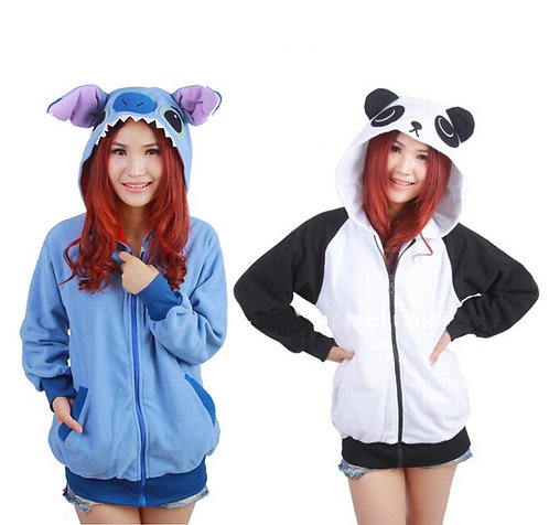 Pokemon Go and Mix Hoodies Sudaderas WH266
