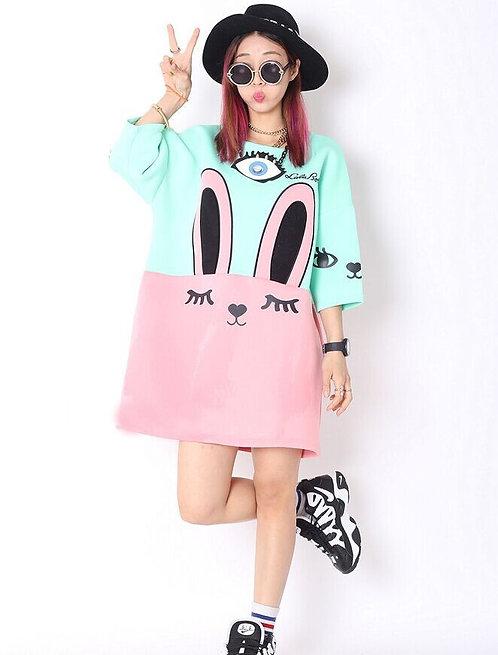 Vestido Conejo / Rabbit Dress WH407