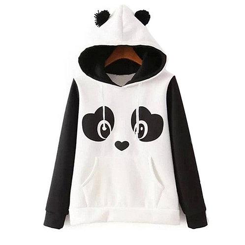 Sudadera Panda Hoodie WH493