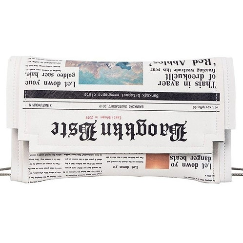 Bolso Periódico / Newspaper Bag WH468