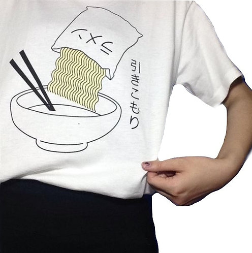 Camiseta Ramen T-Shirt WH108