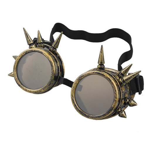 Gafas Steampunk Glasses Goggles WH343