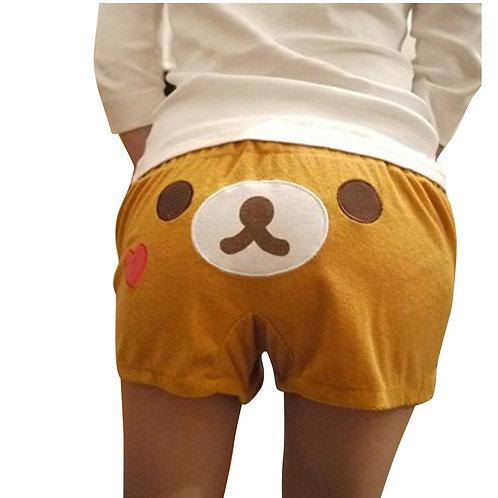 Rilakkuma Shorts / Pantalones Oso Wh177