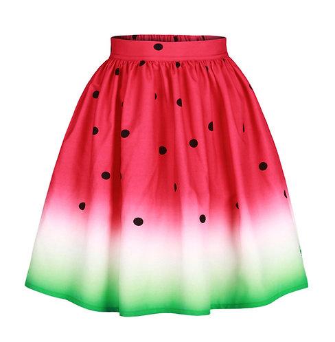 Falda Sandia / Watermelon Skirt WH183