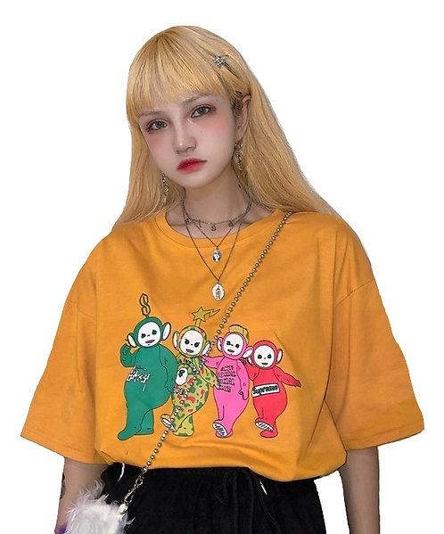 Camiseta Teletubbies T-Shirt WH025