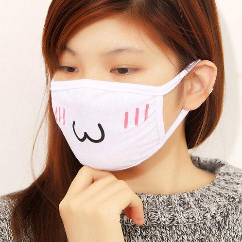 Mascarilla Japonesa / Japanese Mask WH059
