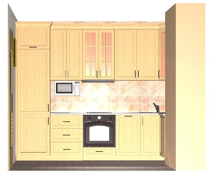 Кухня для дома КОПЭ