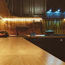 Полностью деревянная кухня из лиственницы