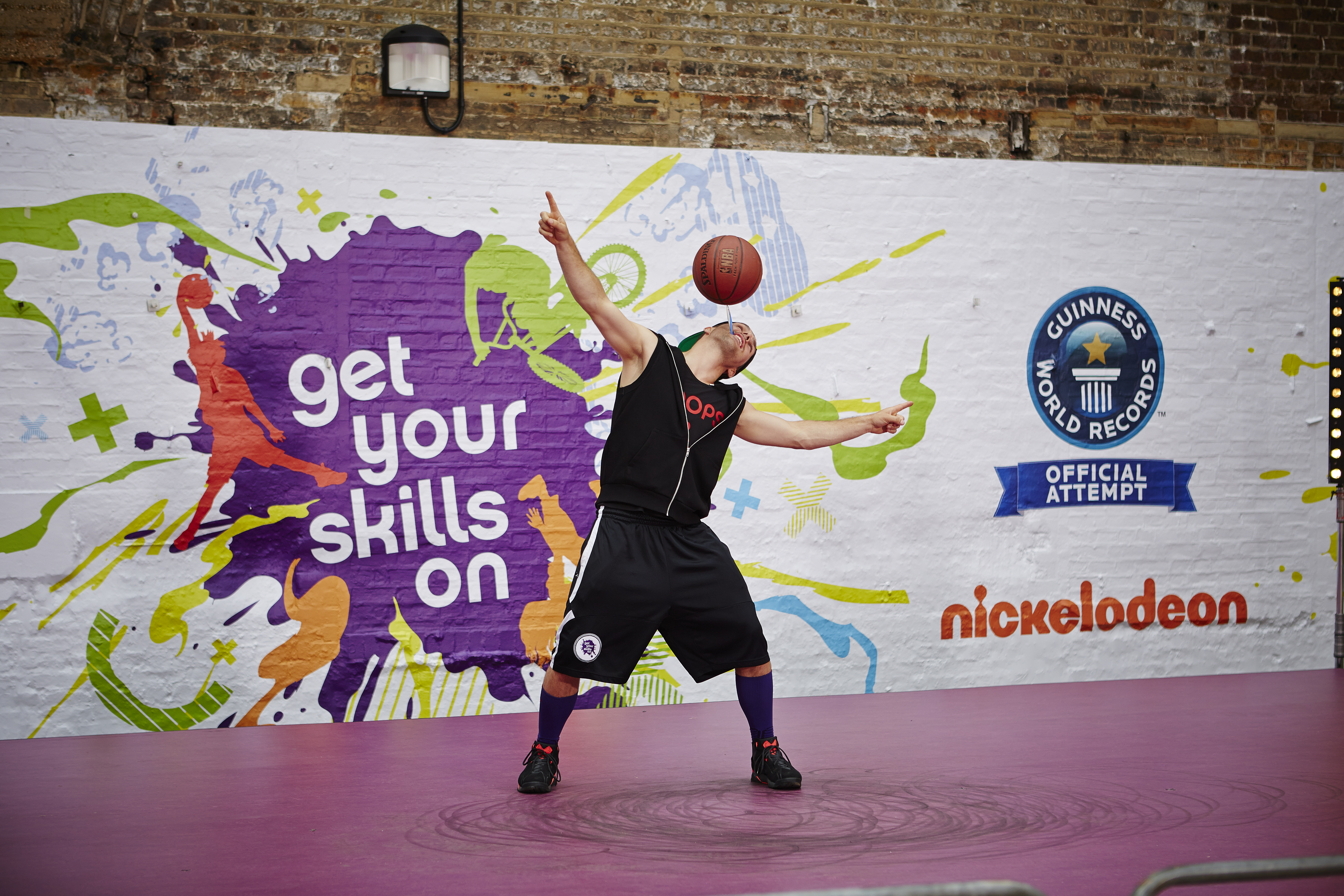 Hire a Basketball Entertainer