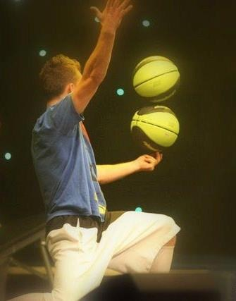 Hire a Basketball freestyler