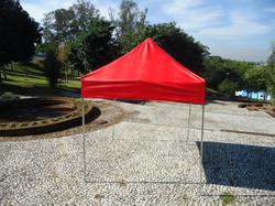 tenda sanfonada 3x3