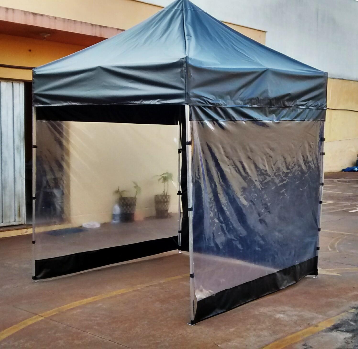 tenda pantografica