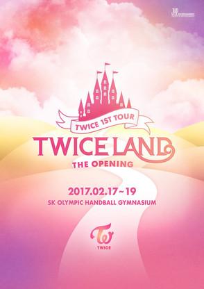 2017 TWICE Land