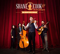 Be Here for a While - Shane Cook & The Woodchippers - cover (1).jpg