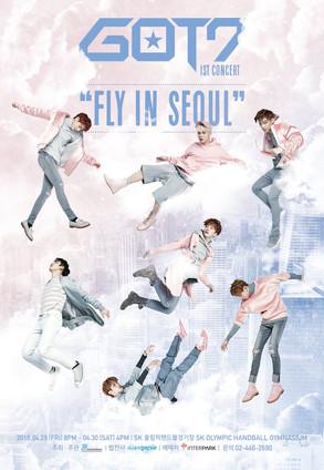GOT7 fly in seoul