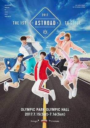 ASTRO 1st Concert