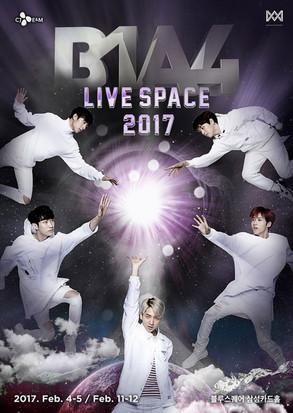 B1A4 CONCERT 'LIVE SPACE 2017