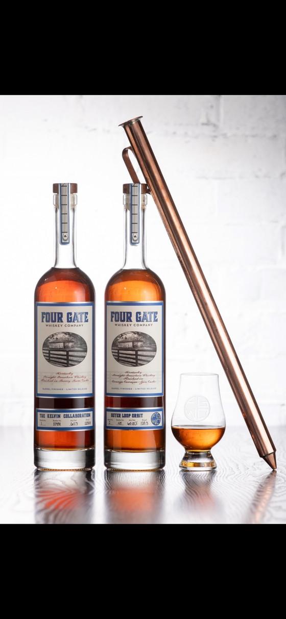 Thank you Four Gate Whiskey