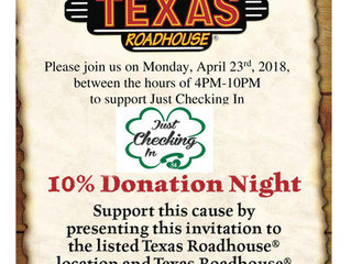 Another Chance to Eat Good Food All While Supporting a Great Cause!