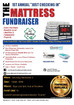 Save the Date for our 1st Mattress Fundraiser on November 3rd!!