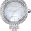 Thumbnail: Citizen Women's Silhouette Crystal Watch | EM0860-51D