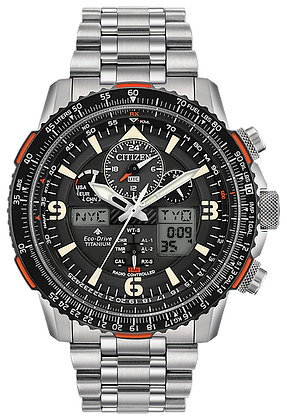 Citizen Men's Eco-Drive PROMASTER SKYHAWK Titanium Watch | JY8108-53E
