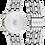 Thumbnail: Citizen Woman's Eco-Drive Silhouette Crystal Watch | EW2340-58A