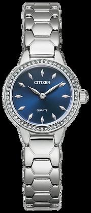 Citizen Woman's Quartz Blue Dial Watch | EZ7010-56L
