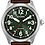 Thumbnail: Citizen Men's Garrison Eco Drive Green Dial Watch | BM6838-09X