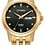 Thumbnail: Citizen Men's Quartz Gold Tone Watch | EQ0603-59F