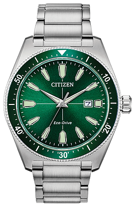 Citizen Men's Eco-Drive BRYCEN Watch | AW1598-70X