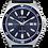 Thumbnail: Citizen Men's Eco-Drive Brycen Blue Leather Strap Watch | AW1591-01L