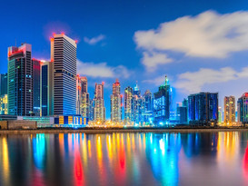 The growth of the UAE hospitality industry