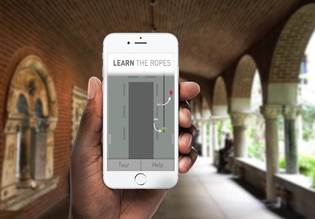 Navigation at Your Fingertips