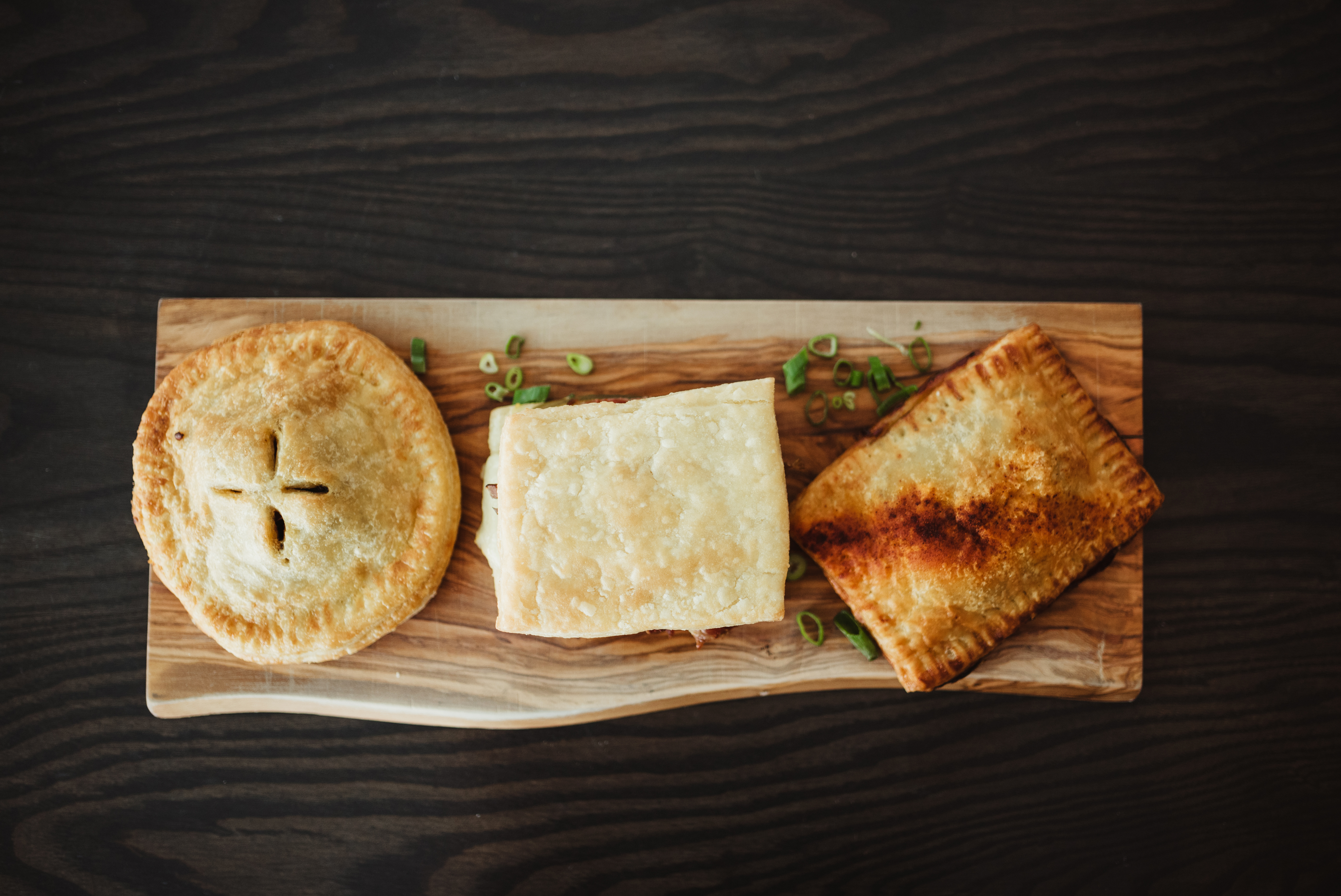 Pressed Pastry, Pot Pie, and a Cuban