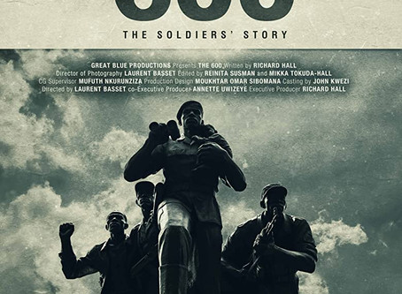 "Porter Pictures closes new deal for Award winning Rwandan Genocide doc. ""The 600: A Soldiers Tell"""