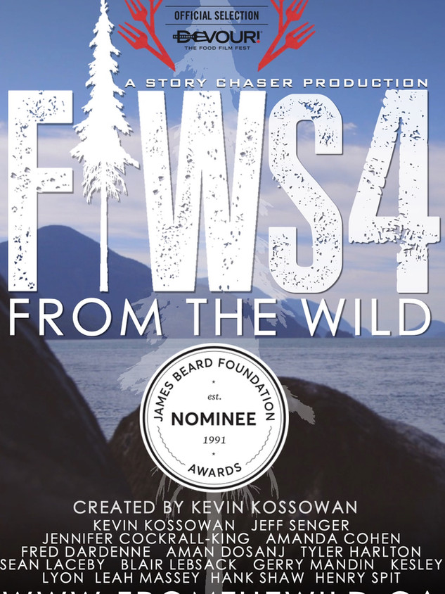 FROM THE WILD - S4 POSTER w_ jbfa and de