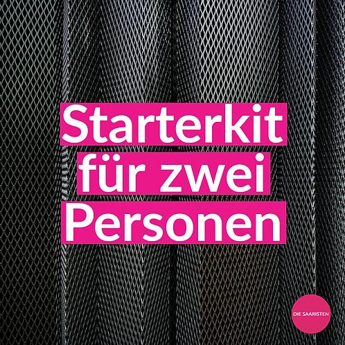 Starterkit, inklusive Startcode-Ticket für 2 Personen