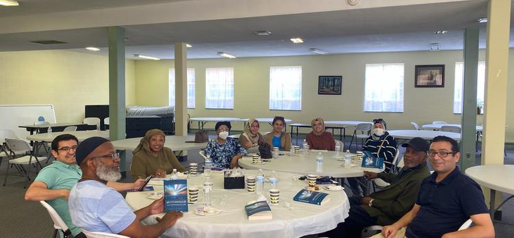 June 2021 Book Club Meeting