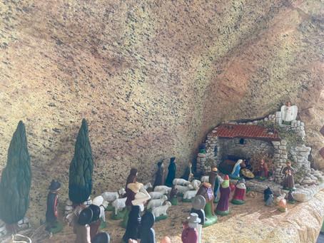 Une crèche à Saint-Joseph