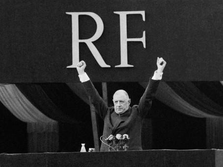 2020 - Année de Gaulle