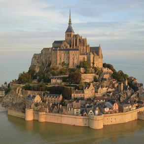 Quiz n° 7: Le mont Saint-Michel