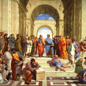 Quiz n° 4: L'École d'Athènes 🎨