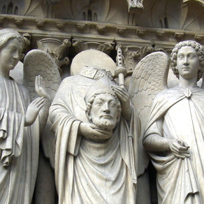 9 octobre – Fête de saint Denis