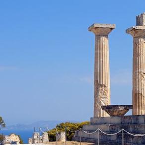 Le monde grec dans l'Antiquité
