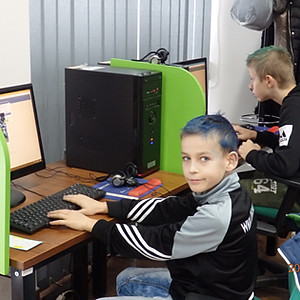 Ferie z komputerem. Żuromińskie Centrum Kultury