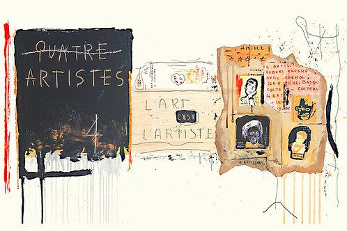 Quatres Artistes