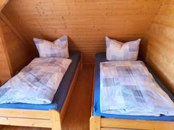 gepflegte Betten