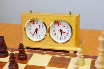 Chess klokke